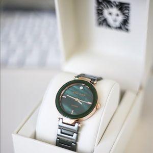 Ann Klein ceramic watch